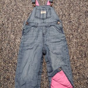 Other - Fleece lined overalls